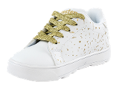 Youth Gold Speckled Shoes